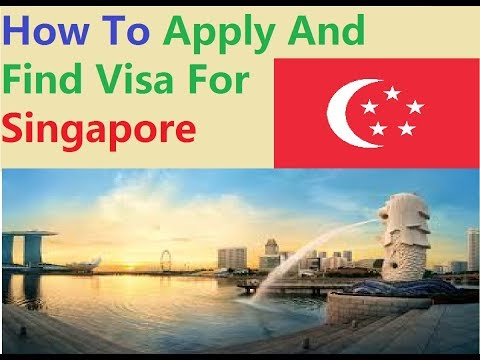 Singapore Visa : How To Find Visa For Singapore