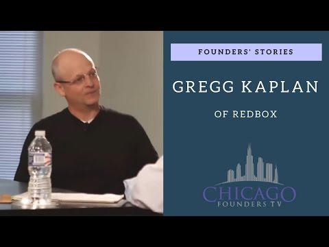 Founders' Stories: Redbox's Gregg Kaplan