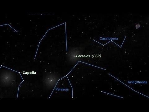 Perseid Meteor Shower Peaks This Weekend; Nerds Expected To Break Curfew