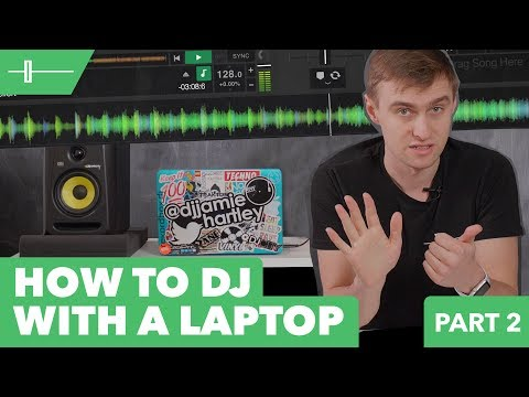 [Part 2/5] Basic Music Theory & Mixing Tutorial for DJs - How to DJ with a Laptop