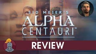 Sid Meier's Alpha Centauri Review