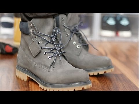How to Style Timberland Boots w/On Foot