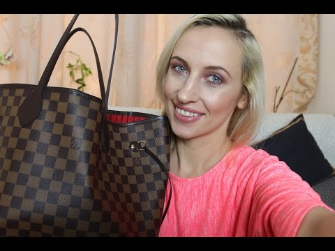 Louis Vuitton experience, issue, problem, Neverfull MM review