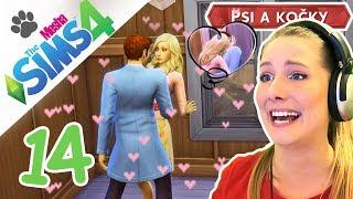 Totální balící mistr Stefan Salvatore ● The Sims 4 - Psi a kočky 14