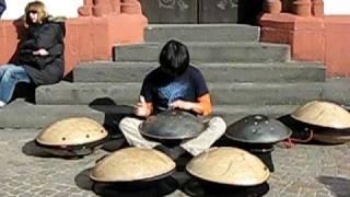 Download Great street musician Video