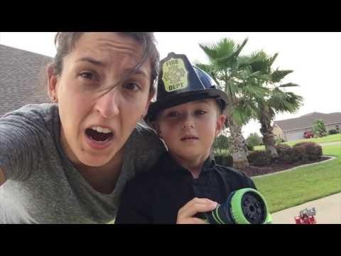 Firefighter Jacob