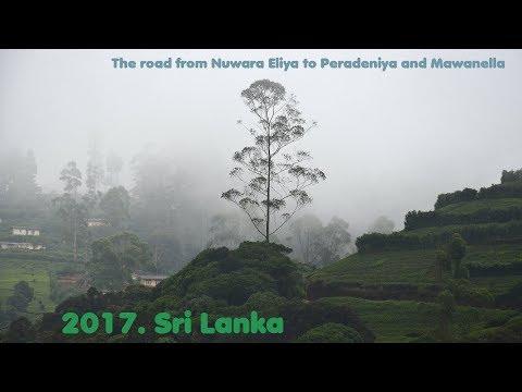 MyWay. Sri Lanka. 2017. 04d. Nuwara Eliya - Peradeniya - Mawanella