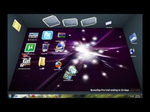 How to make Desktop 3D