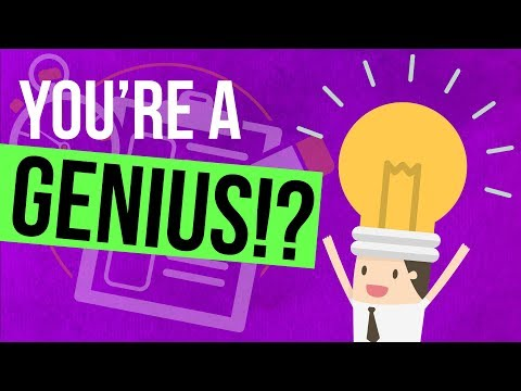 Are You A GENIUS? Take the World's SHORTEST IQ Test!
