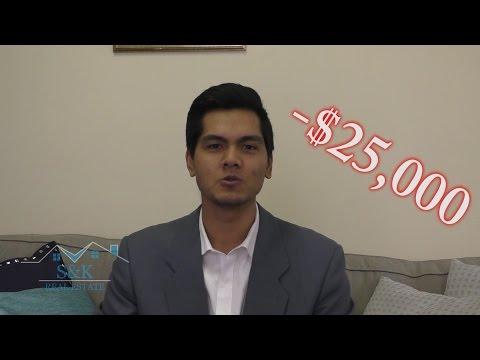 How my first 2 Rental Properties Lost $25,000 | Koukun