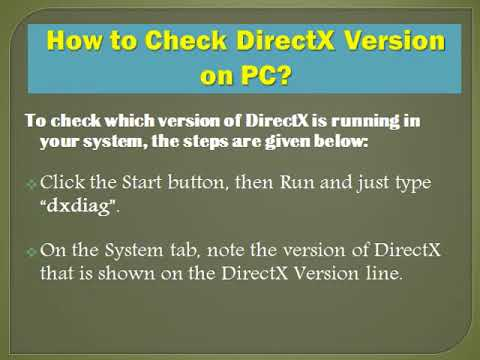 DirectX 12 Download for Free