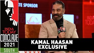 Kamal Haasan Exclusive On His Party MNM's Prospects In Tamil Nadu Polls | India Today Conclave South