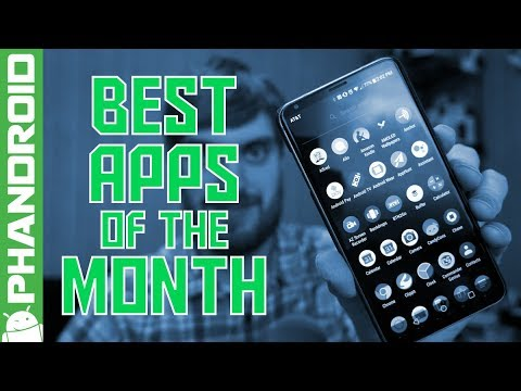 10 Best Android Apps of the Month (DECEMBER 2017)