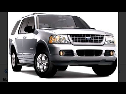 Ford Explorer rear wheel bearing replacement