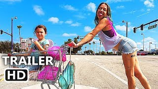 THE FLORIDA PROJECT Official Trailer (2017) Willem Dafoe Movie HD