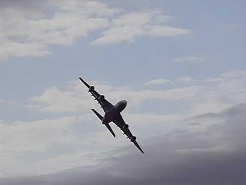 A380 Portrush 5 September 2009