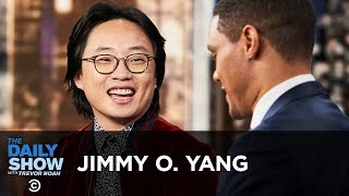 """Jimmy O. Yang - """"Crazy Rich Asians"""" and """"How to American"""" 