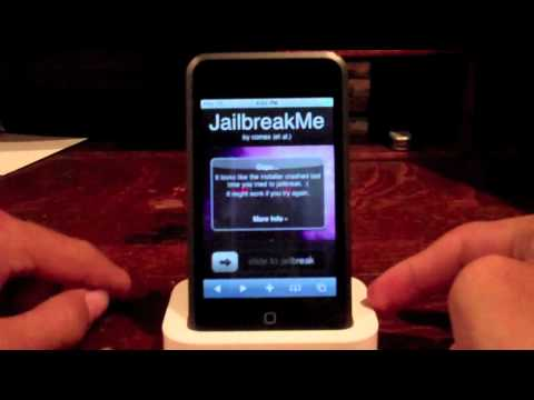 How to Jailbreak iPod Touch, iPhone, iPad any Firmware (No Computer)