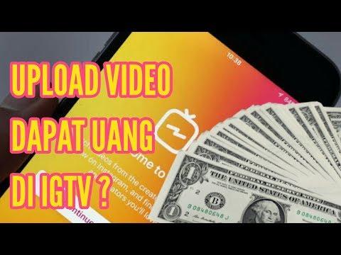Cara Mendapatkan Uang Di IGTV - IGTV vs YOUTUBE