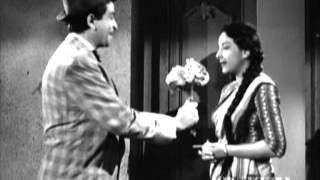 Shree 420 - Raj Kapoor - Nargis - Nadira - Comedy Highlights from the movie