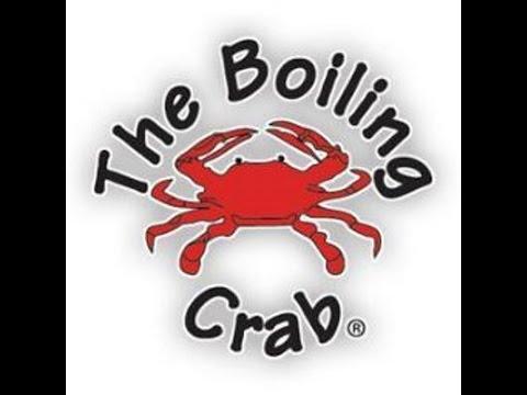 The Boiling Crab Louisiana Style Cajun Seafood California- Delicious & Spicy!!