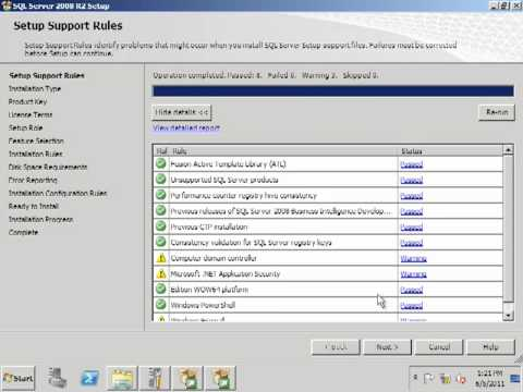 How To Install SQL Server 2008 R2 Named Instance Quick & Simple