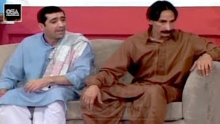 Best of Iftikhar Thakur & Zafri Khan New Stage Drama Best Comedy Clip ||Very Funny😂
