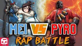MEI VS PYRO RAP BATTLE by JT Music