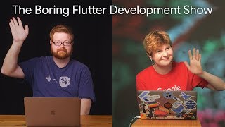 A Database For The HN App (The Boring Flutter Development Show, Ep. 25)