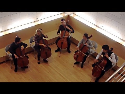 Applause by Lady Gaga for 5 Cellos - String Theory