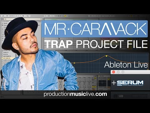 Mr. Carmack - Charge Remake with Ableton Live and Xfer Serum   Trap