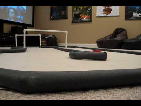 Indoor Home R/C RC Race track How to build Fun Fast Xmod Cool