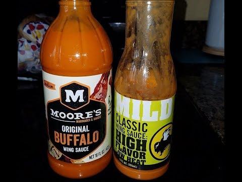 Buffalo Wild Wings Mild sauce substitute