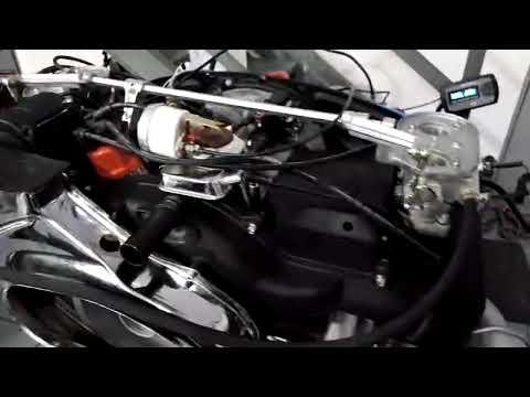 Motor 1.9cc aspirado SPORTSYSTEM c/ FT 250 e ignição hall (gasolina)
