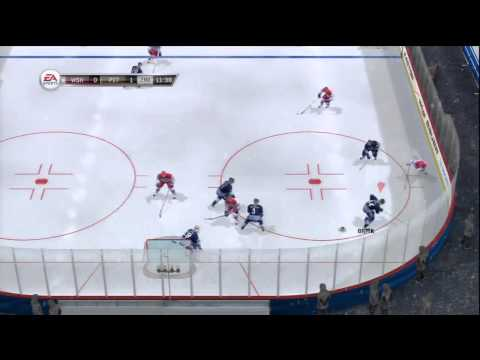NHL 12 - Face-Off Gameplay (PS3, Xbox 360)