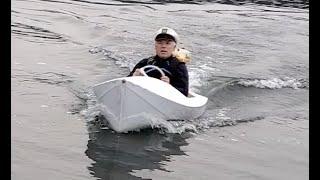 Coro Speedboat (Part 3)