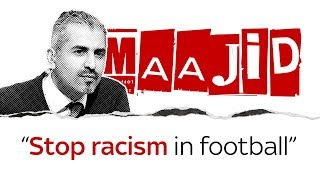 Maajid Nawaz says racism in football is on the rise