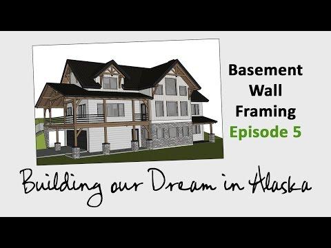 Framing Basement Walls: The Bargain EP5