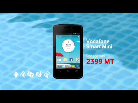 Vodacom - Vodafone Smart mini @ 2,399 MT