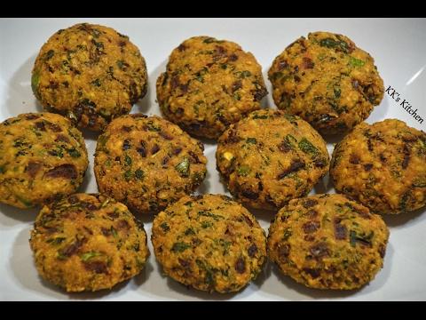 Masala Vada | Indian Easy Snack Recipe | Dal Vada |South Indian Snack Recipe