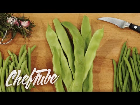 How to prepare Green Beans