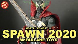 Brand New SPAWN Mortal Kombat 11 by Mcfarlane Toys