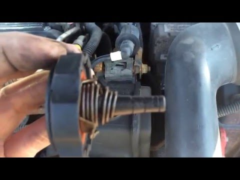 Chevy Cavalier 1995-2005 Power Steering Fluid Check
