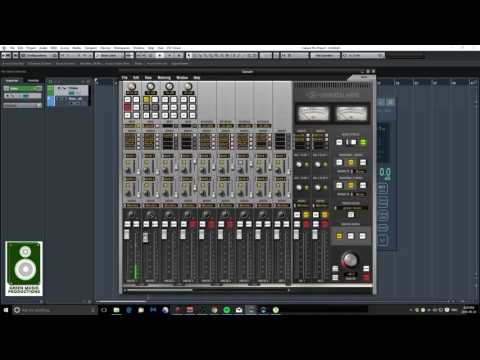 How to do screen capture while recording system audio, DAW and microphone audio