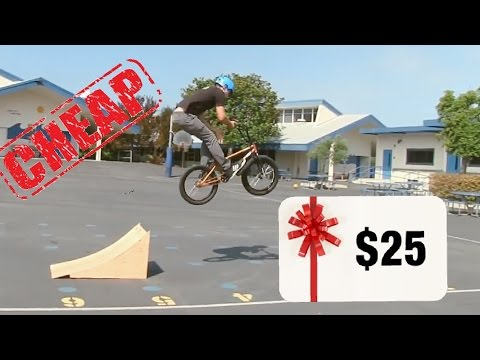 HOW TO BUILD A BUDGET KICKER RAMP