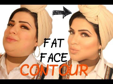How I Contour My Fat Face - xh11jab