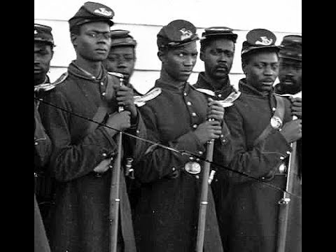 Memorial Days African American Roots and the Civil War - Michael Imhotep 5-28-18