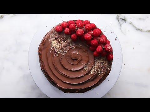 No-Bake Chocolate Pudding Cake