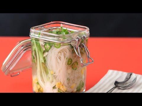 Instant Asian Rice-Noodle Soup - Martha Stewart