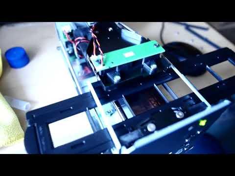 Plustek Opticfilm 8200i repair